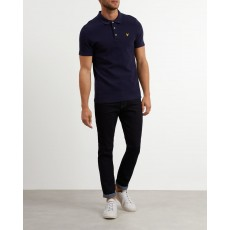Lyle & Scott Ottoman Polo Shirt Navy
