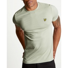 Lyle & Scott Plain T-Shirt Green Stone