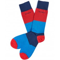 Barbour Cleadon Sock Navy