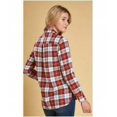 Barbour Hayle Shirt Red