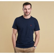 Barbour Sports Tee Navy