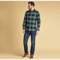 Barbour Endsleigh Highland Che Shirt Seaweed