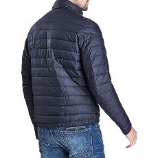 Barbour Chain Baffle Quilt Jacket Black(SI)