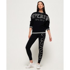 Superdry Sdry Ace Leggings Black