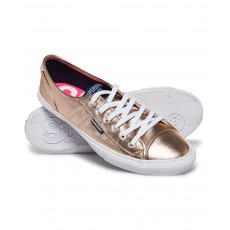 Superdry Low Pro Sneaker Golden