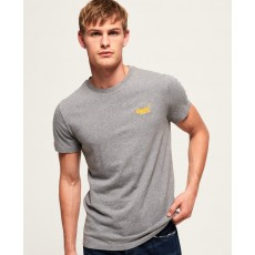 Superdry Orange Label Vintage S/S Tee Grey