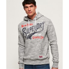 Superdry 34th ST Hood Grey