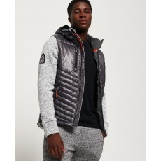 Superdry Storm Hybrid Grey