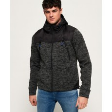 Superdry Mountain Ziphood Black