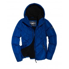 Superdry Xenon Padded Jacket Bright Cobalt