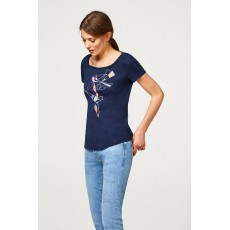 Esprit Table AW Tee Navy