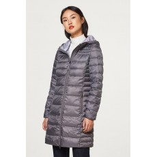 Esprit feather Light Down Coat With Hood