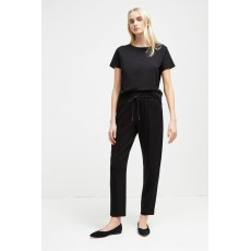 French Connection Whisper Ruth Tailored Jogger Black
