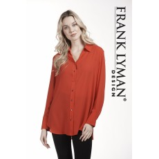 Frank Lyman Top Red