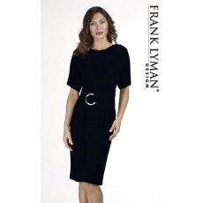 Frank Lyman Dress Black