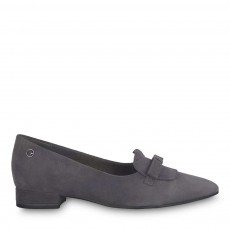 Tamaris Slip on Shoe Graphite
