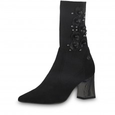 Tamaris Stretch Boot Black