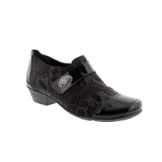 Remonte Shoe Button detail Black