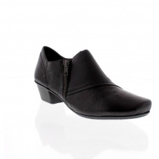 Rieker Snake Shoe Black