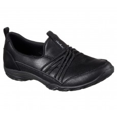 Sketchers Empress Let's Be Real Black