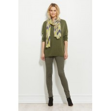 Masai Franca top Long sleeve Olive