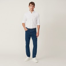 Gant Regular 11 OZ Jeans Dark Blue