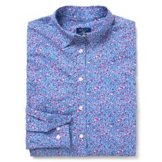 Gant Preppy Stretch Shirt Winter Sky