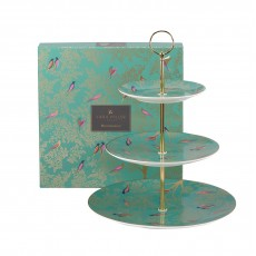 Sara Miller Chelsea Collection 3 Tier Cakestand