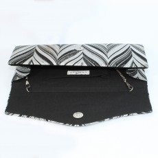 Lunar Elody Black Patterned bag