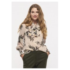Part Two Moya BL Blouse Artwork Light Pink