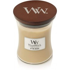 Woodwick At The Beach Medium Hourglass Candle