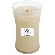 Woodwick Large Jar Candle At the Beach