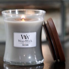 Woodwick Fireside Medium Hourglass Candle