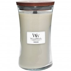 Woodwick Fireside Large Hourglass Candle