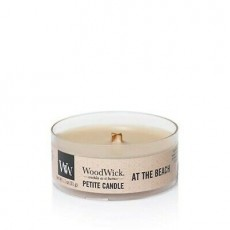 Woodwick Petite Candle At The Beach