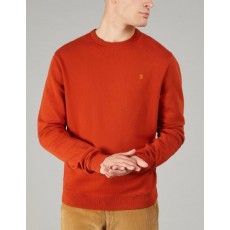 Farah Pickwell Garment Washed Sweat