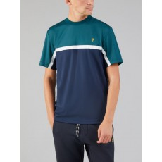 Farah Sport Coucher Tee Yale