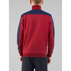 Farah Sport Farne Zip Through Red