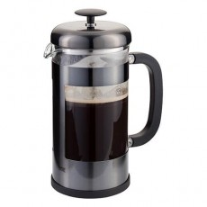 Judge Coffee 3 Cup Glass Cafetiere 350ml Anthracite