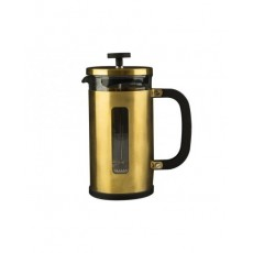 La Cafetiere Edited 8 Cup Pisa Cafetiere Brushed Gold