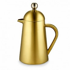 La Cafetiere Edited Doubled Walled 8 Cup Thermique Brushed Gold