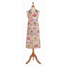 Bountiful Floral PVC Apron Bountiful Floral