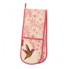 Eden Project Hummingbird Double Oven Gloves