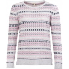 Barbour Roseberry Knit Pink
