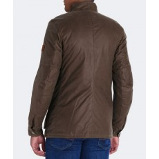 Barbour Duke Wax Jacket Bark
