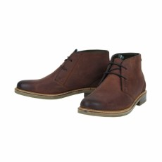 Barbour Readhead Shoe Cognac/Tan