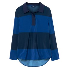 Gant Rugger Striped Popover Blue