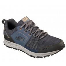 Sketchers Escape Plan Navy and Orange