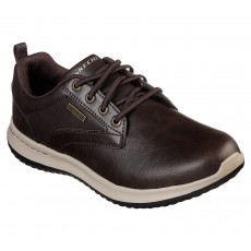 Sketchers Delson Antigo Chocolate