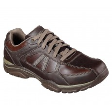 Sketchers Rovato Chocolate